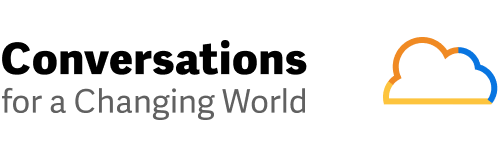 Conversations for a Changing World logo