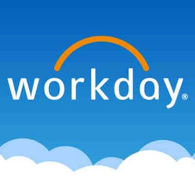 Image of a Workday logo cloud.